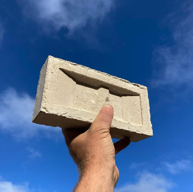 Excited to share that we've been working with @carmodygroarke and @transarchitectuurstedenbouw to develop a bespoke brick, for the extension to @designmuseumgent. For the last few months we've been testing and prototyping excavation sub-soil materials from Gent, blending them with lime, and forming bricks in a high-pressure press. The eventual fabrication of the bricks will happen as close to Design Museum Gent as possible, to reduce material transportation. It's a great project, and a real pleasure to be involved. #designmuseumgent #lwsjournal #brick #bricklove #localrockscene #architecture #materialdesign @circular.flanders #wastebasedbricks #circulareconomy #gent #ghent @restarchitecten