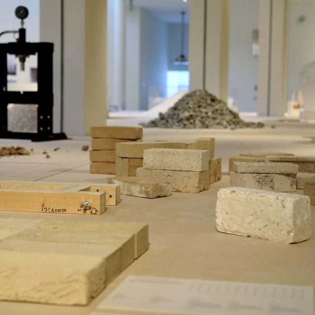 Thanks to @carmodygroarke for including our work in their current exhibition @designmuseumgent. Describing the process of design for the new museum extension. Materials, bricks, tools and video document our collaboration with @bcarchitectsandstudies to develop external bricks made from excavation waste and other by-products from the city of Gent. 🧱♻️🧱🇧🇪♻️⛏🧱…..also it's been great to get out of the UK for a bit!!!#circularflanders #wasteisaresource #circulareconomy #europeanunion #materialdesign #design #architecture #lwsjournal #brick #brickdesign